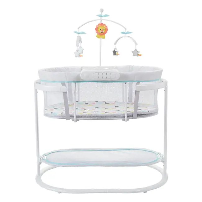Fisher Price Soothing Motions Infant Bassinet DPV72