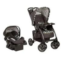 Eddie Bauer Trailmaker Stroller & Infant Car Seat Travel ...