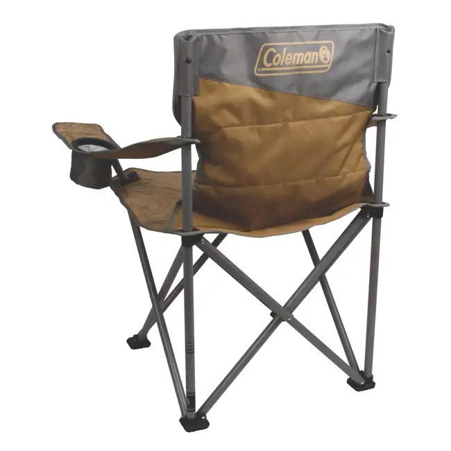 big and tall hunting chairs cheap chair covers walmart coleman oversized big-n-tall quad camping : 2000023590