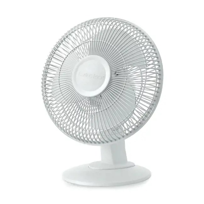 Lasko 12Inch 3Speed Oscillating Table Top Fan 4 Pack