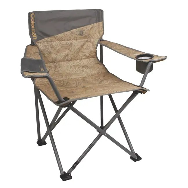 Coleman Oversized BignTall Quad Camping Chair  2000023590