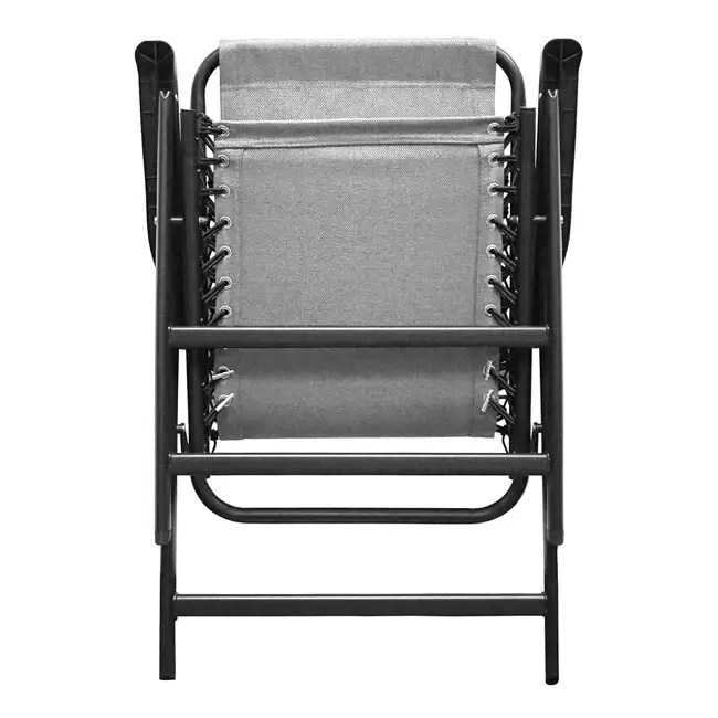 caravan canopy folding chairs rug hooked chair pad patterns infinity suspension gray cvantsc50124 2