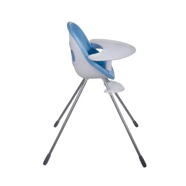 phil teds poppy high chair porch rocking plans & portable baby - bubblegum blue : poppy-blue