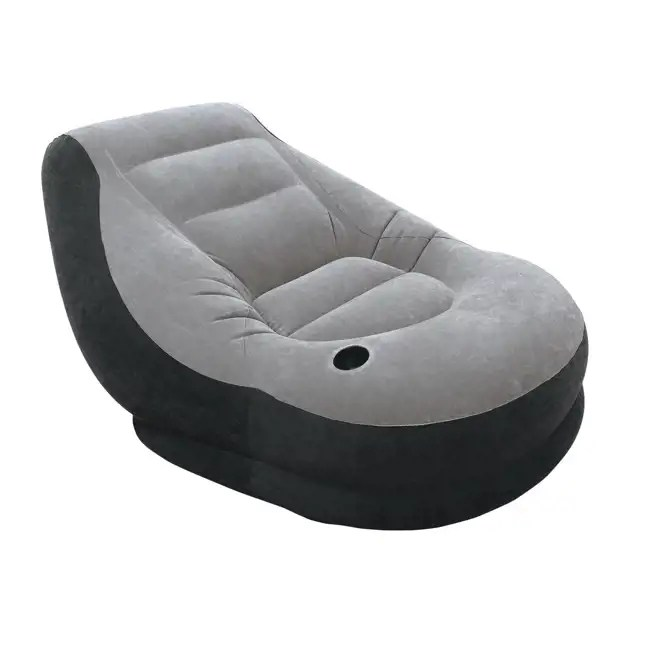 intex ultra lounge chair and ottoman benefits of massage inflatable set 68564ep 2