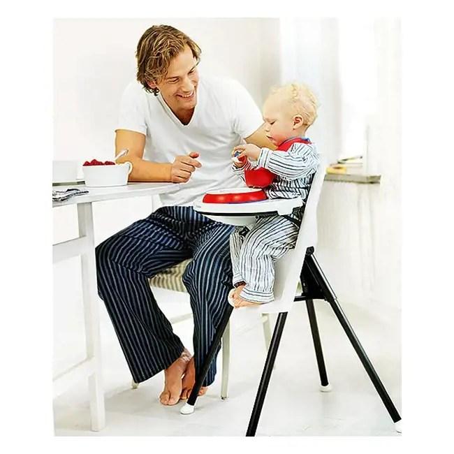 BabyBjorn High Chair  White  067021US