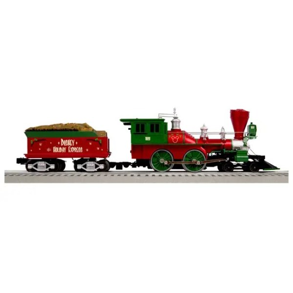 Lionel Trains Mickey39s Holiday to Remember OGauge
