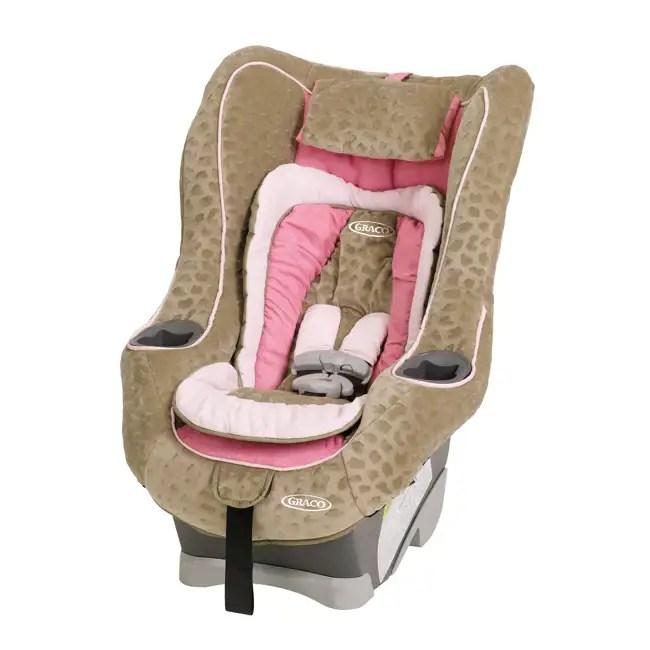 Graco My Ride 65 Convertible Car Seat  Cuddle  8L00CUD2
