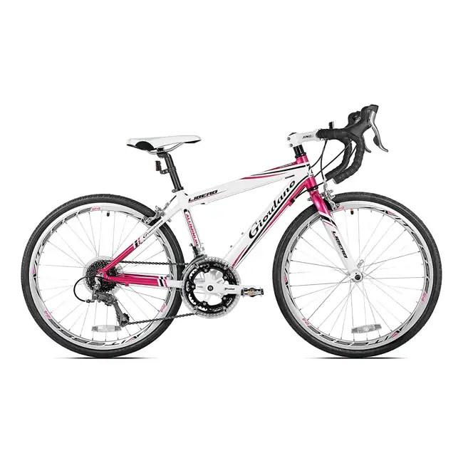 Giordano 24-Inch 700c Libero Aluminum Youth Road Bike