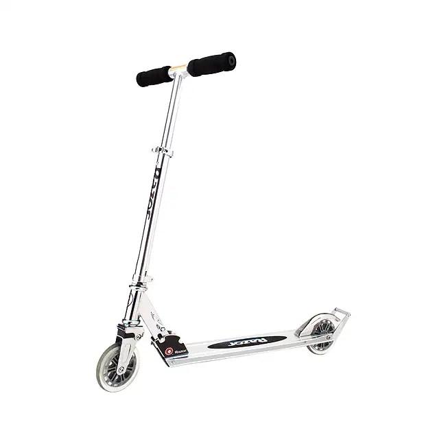 Razor A3 Kick Scooter (Clear) : 13014300