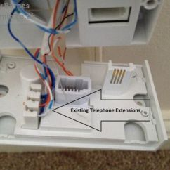 Bt Telephone Extension Socket Wiring Diagram Xlr Wire Moving Infinity Dsl From Master To Any Household - Vmadmin.co.uk