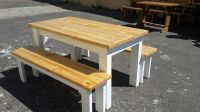 Outdoor Benches, Garden & Patio Furniture  BY V & M ...