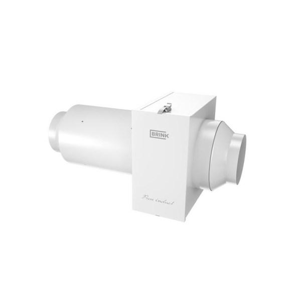 Purificateur d'air vmc double flux