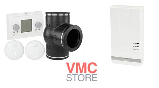 REGULATION VMC DOUBLE FLUX
