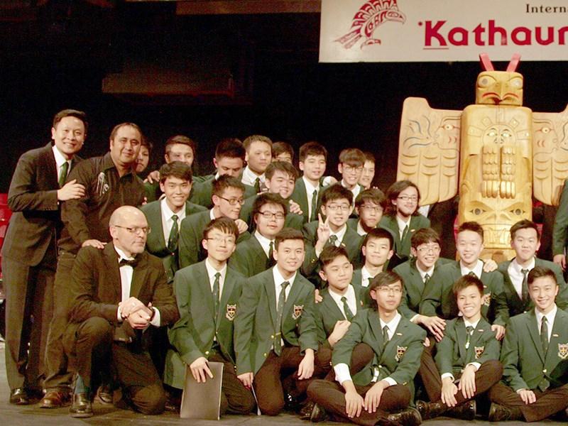 International Choral Kathaumixw announces winners - Powell River Peak