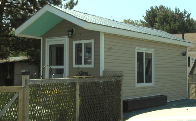 Tiny House Gives Thunder Bay Woman The Perfect Solution