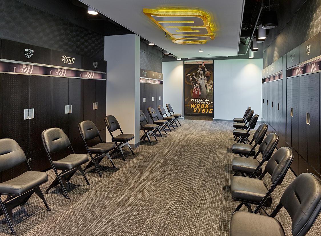 Basketball Chairs