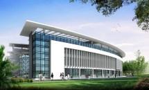 Modern Architecture Buildings 3D
