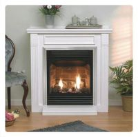 Empire's Vail 24 Vent Free Fireplaces. Venture Marketing ...