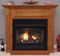 Empire's Vail 32 Vent Free Fireplaces. Venture Marketing