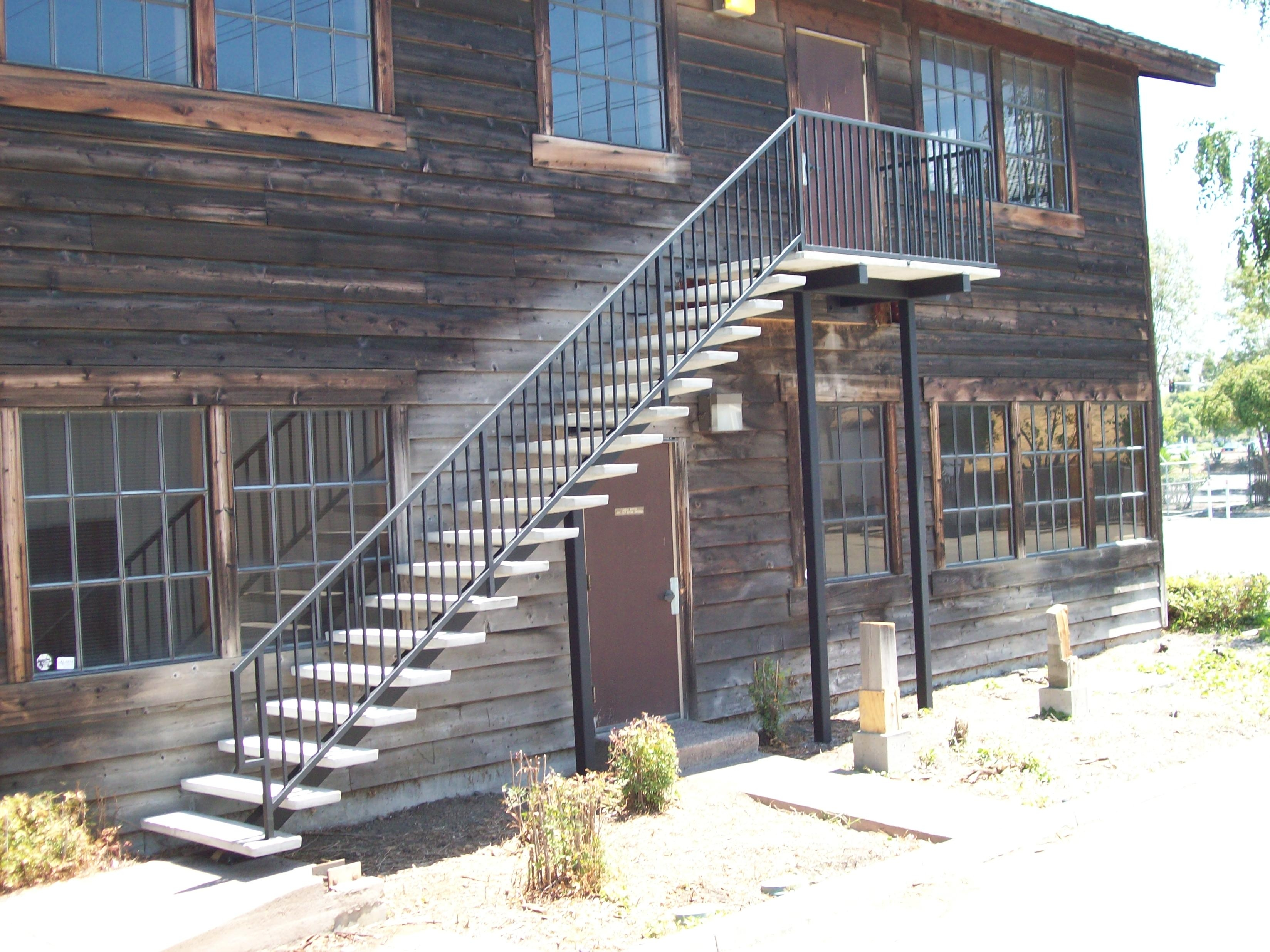 Railings » V M Iron Works Inc In The San Jose Bay Area | Iron Handrails For Outside Steps | Railing Systems | Front Porch | Aluminum Railing | Deck Railing