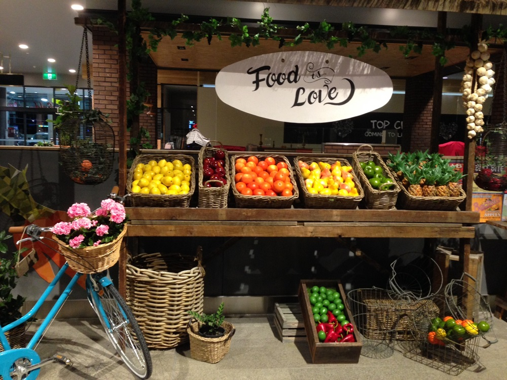 Garden Fresh Food Grocery Ltd