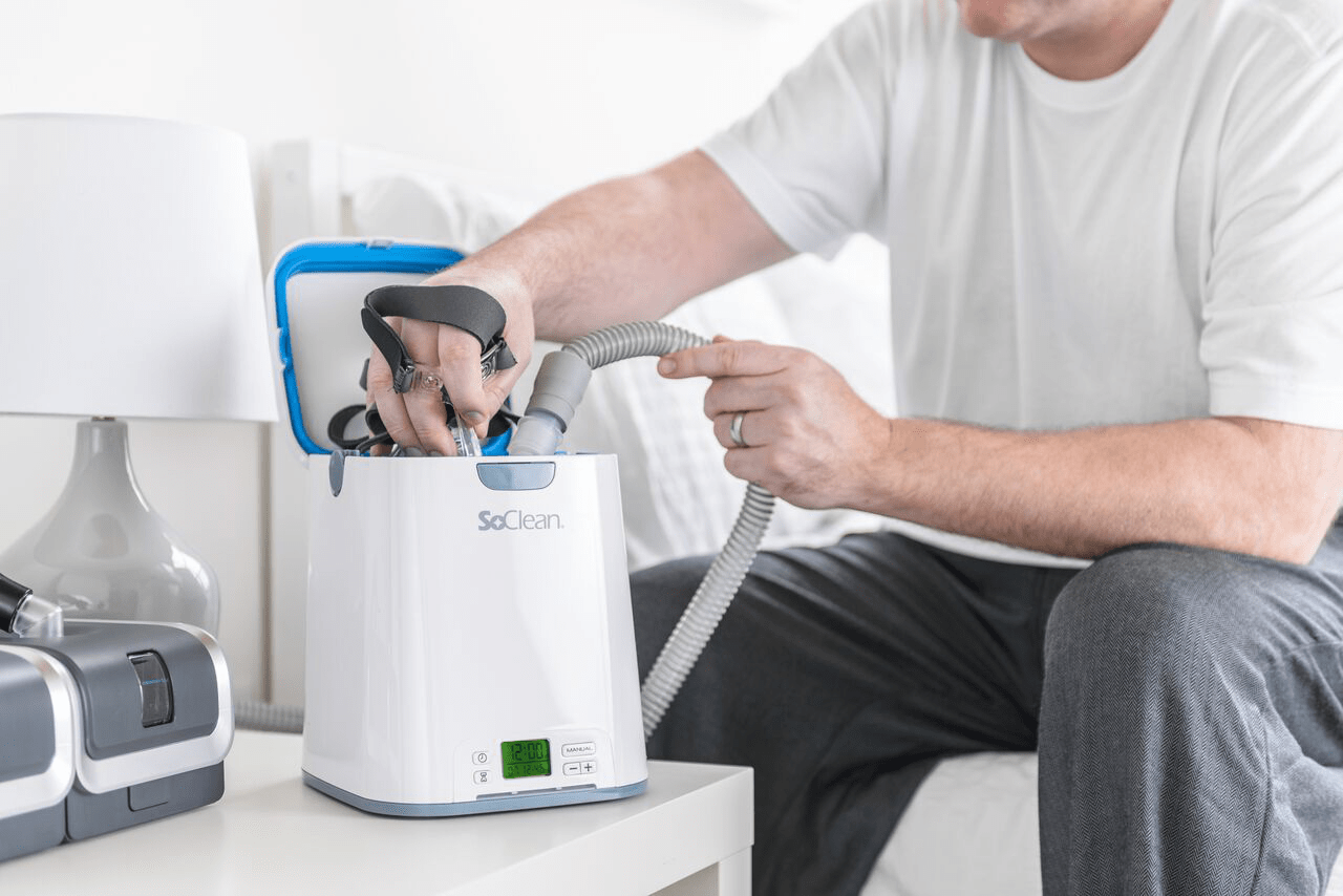 So Clean Automatic CPAP Cleaner