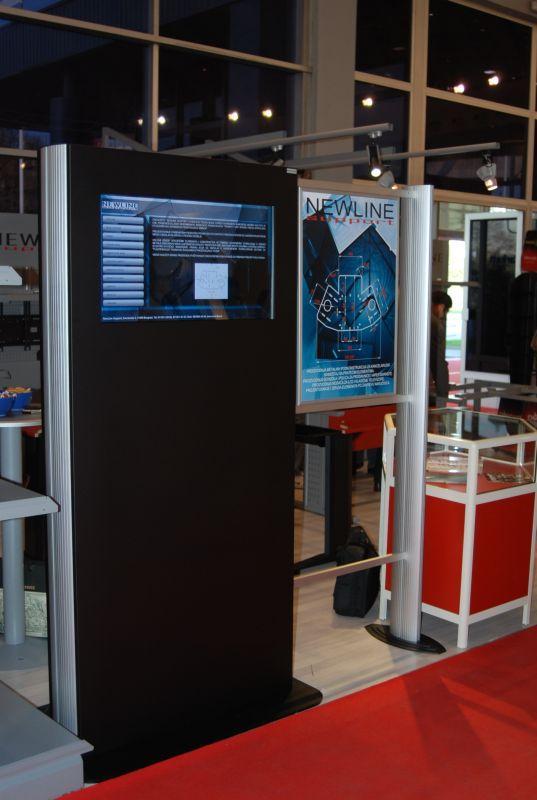 Notranji informacijski terminali terminali