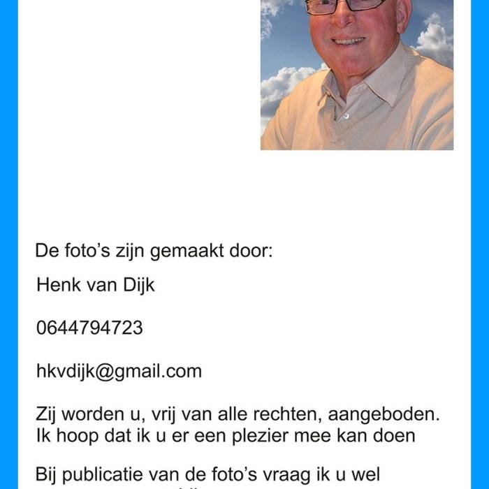 Henk van Dijk