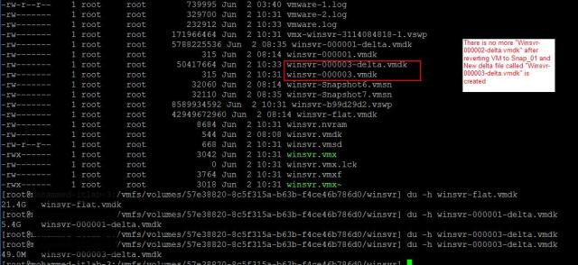 Reverting VMware Snaphot One level above the Current Snapshot_4