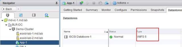 Storage vMotion of VMware Snapshot