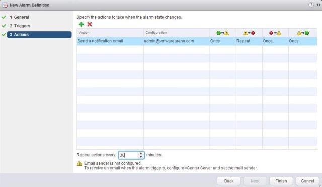 vCenter Alarm for VMware Snapshot Usage_6