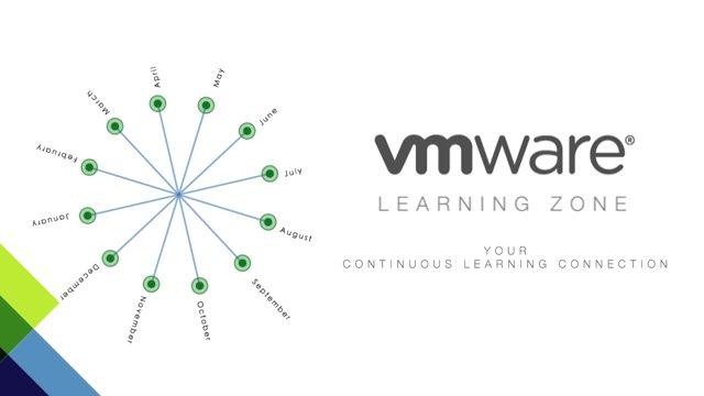 VMware Learning Zone