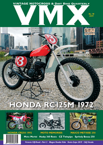 VMX issue 78 cover