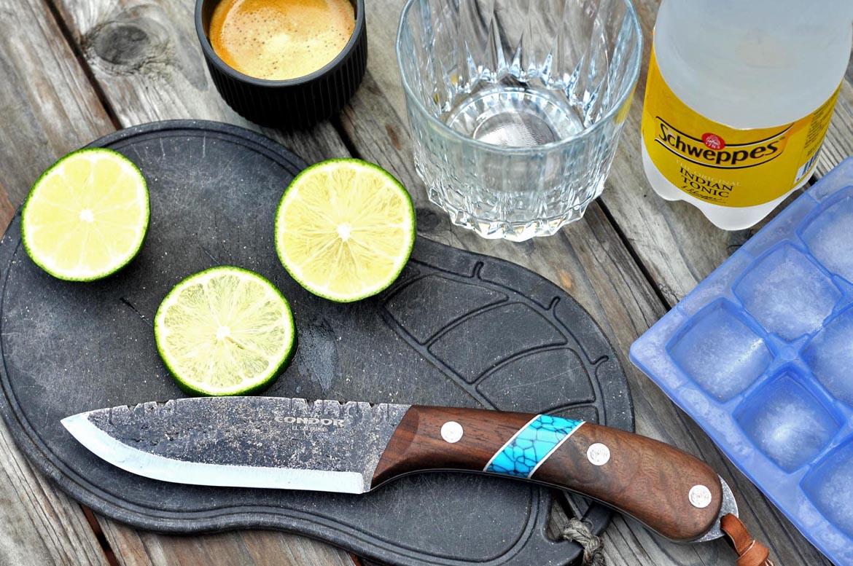 nôž limeta