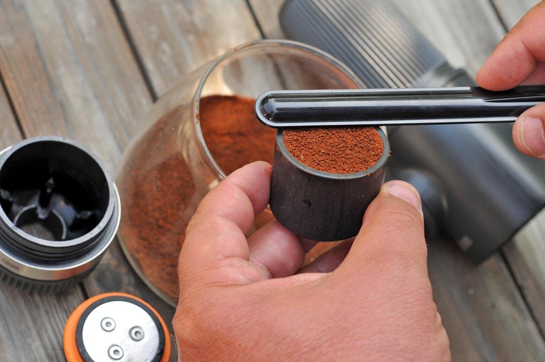 shakerato ľadová káva