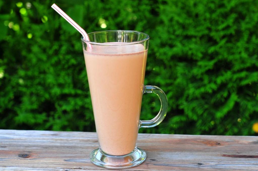 ľadová káva moccacino