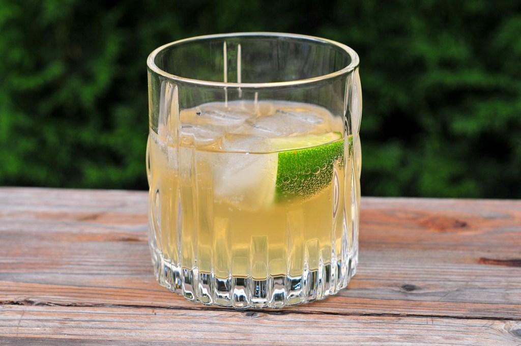 Good Ol' Whisky Ginger