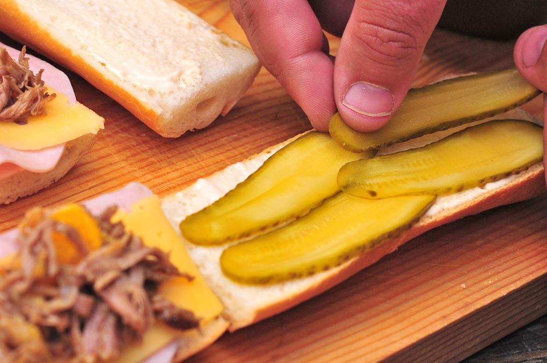 kubánsky sendvič