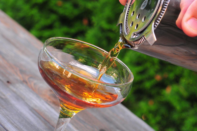 martinez kokteil