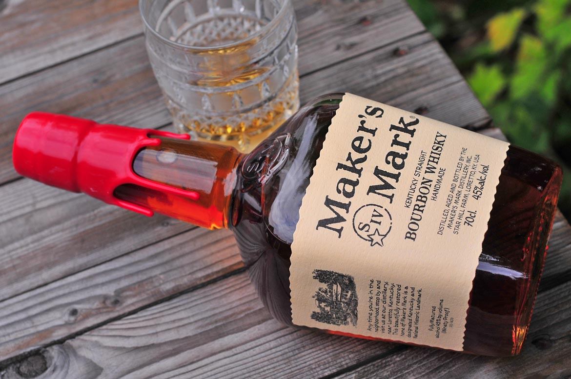 bourbon whisky maker´s mark