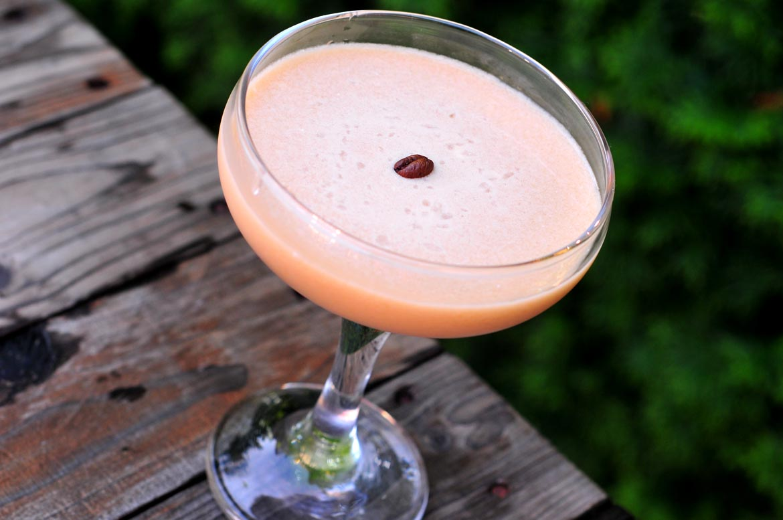 rum nut rumový kokteil