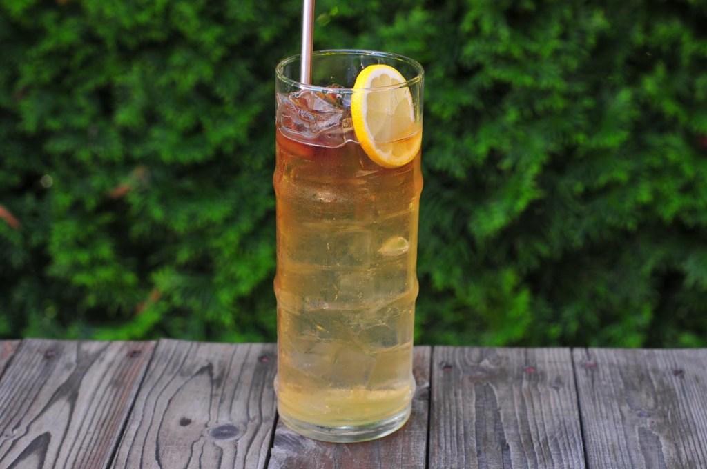 Bourbon & Ginger Highball