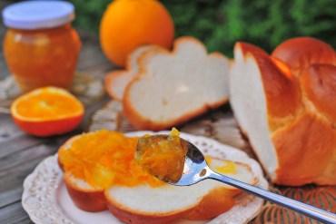 najlepší pomarančový džem