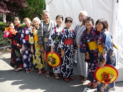 , Odori (踊り) – Japanese Folk Dance, VNCS