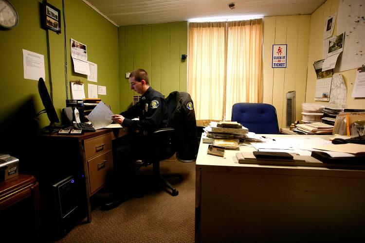 Valley News  FBI Tallied Evidence in Royalton Visit