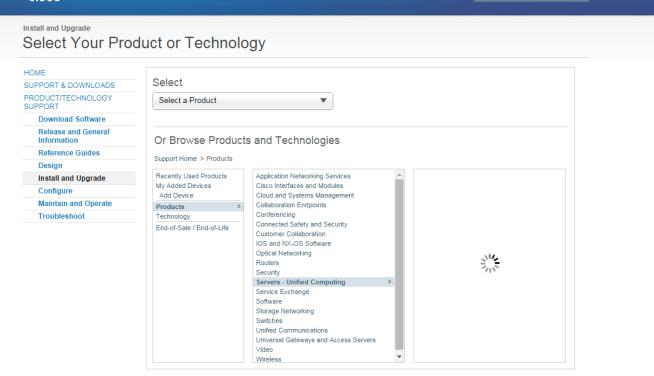 cisco ucs download firmware software 2