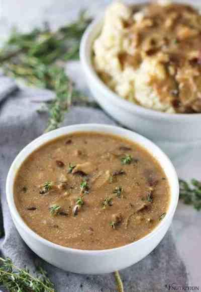 Easy Vegan Mushroom Gravy Recipe   Besto Blog