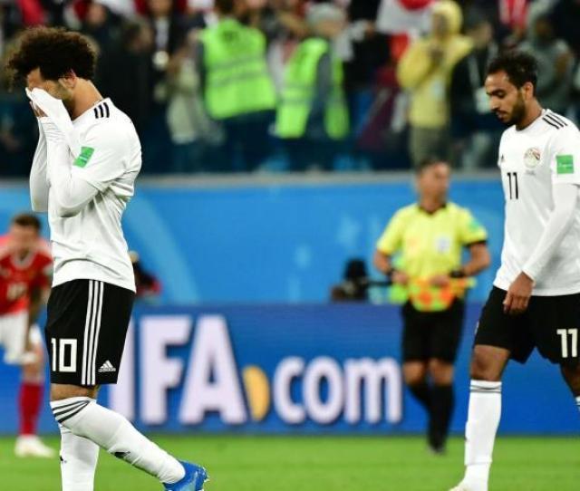 Fifa Denda Tim Sepak Bola Mesir Karena Pemainnya Menolak Berbicara