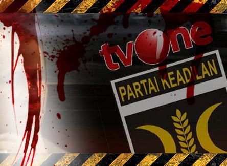 Darurat Vandalisme, Simpatisan PDI Serang TVOne & PKS, Siapa Berikutnya?