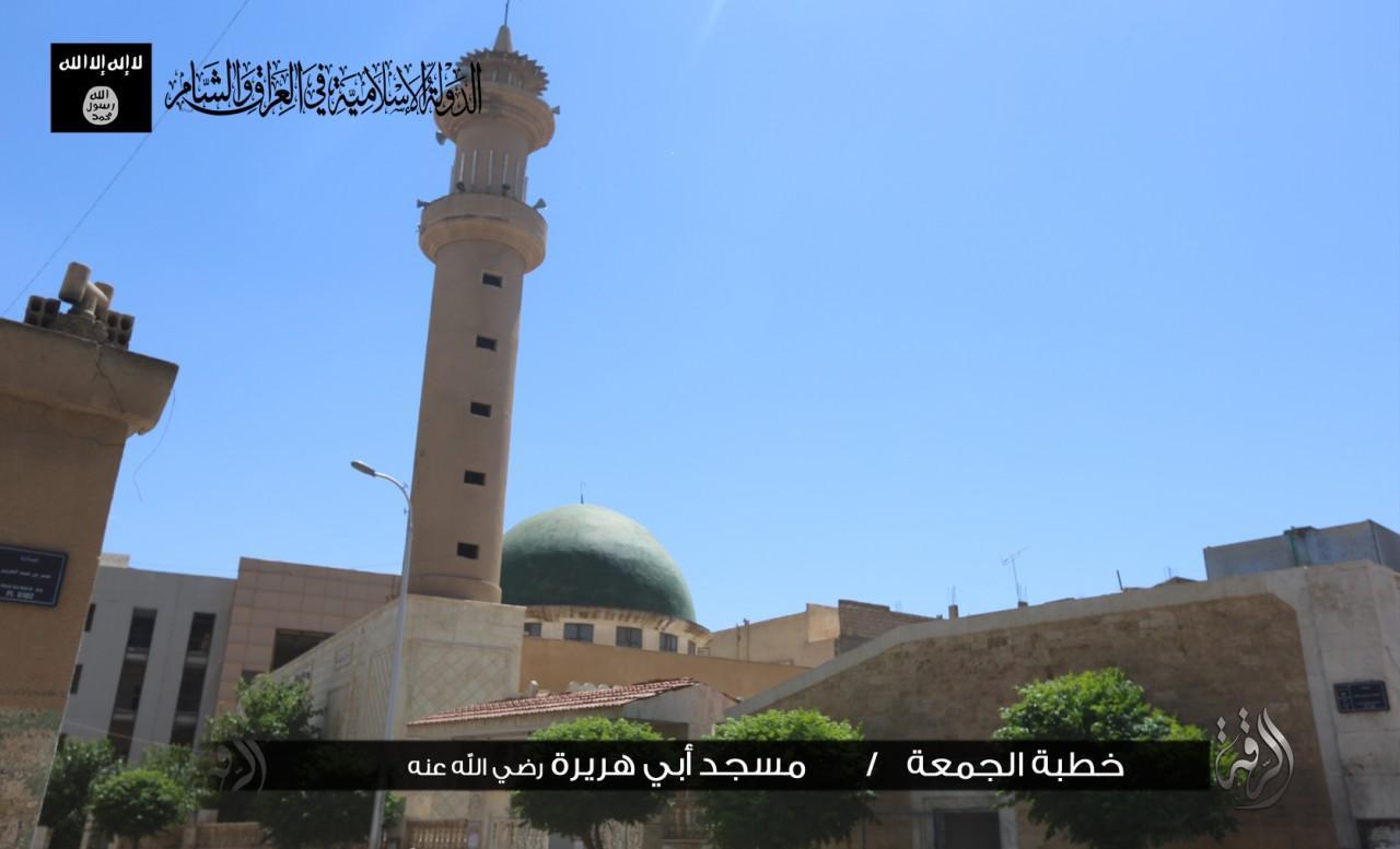 Melihat Shalat Jumat di Raqqah, Kota di bawah Pemerintahan ISIS